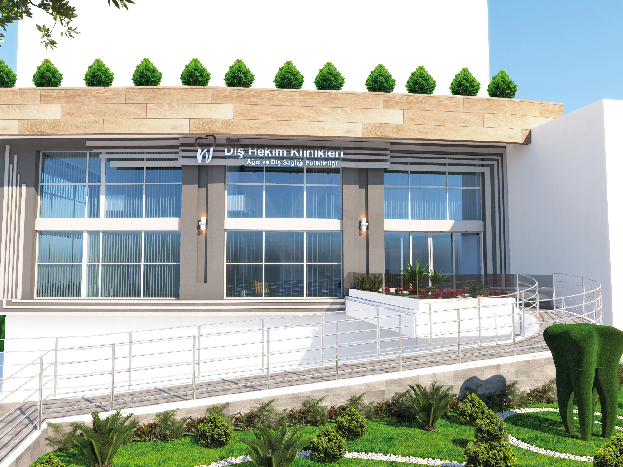 Hekim Dent Center for Dental Treatment and Care in Basaksehir